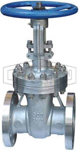 ANSI 150 Cast Steel Gate Valve - API 600