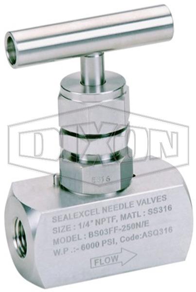 Needle Valve Stainless Steel