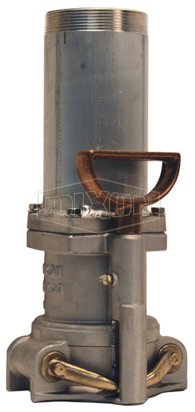 Straight Drop Fuel Delivery Connector