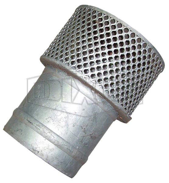 Strainer with Hosetail