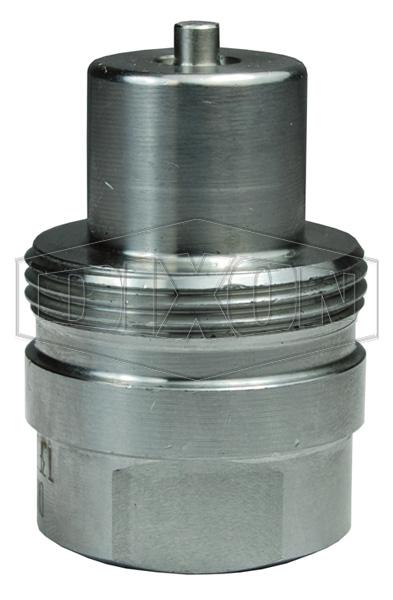 DQC T-Series Female NPTF Poppet Plug