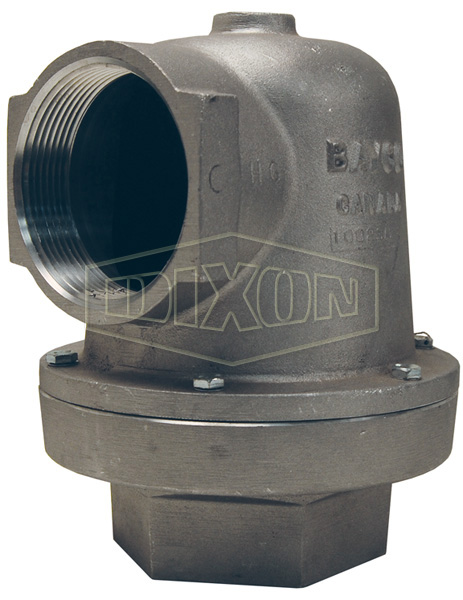 Vacuum Relief Valve Female Outlet