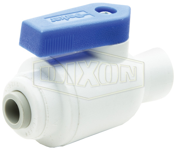 TrueSeal™ Ball Valve Female Connector