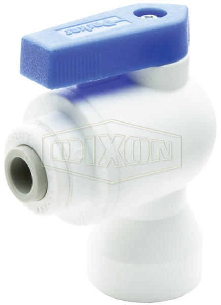 TrueSeal™ Ball Valve Female Elbow