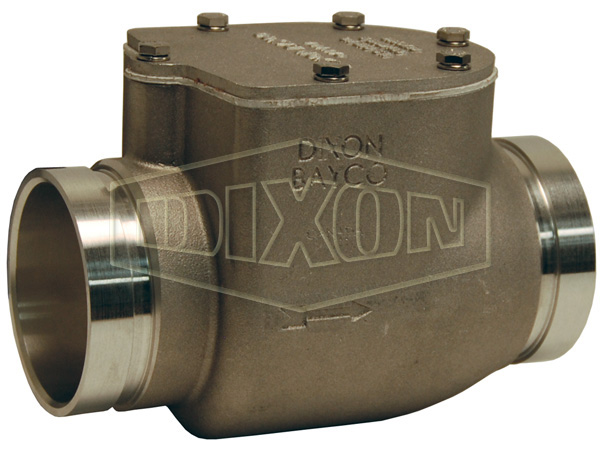 Bayco® High Flow Series Swing Check Valve Grooved