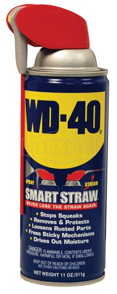 WD40 Smart Straw