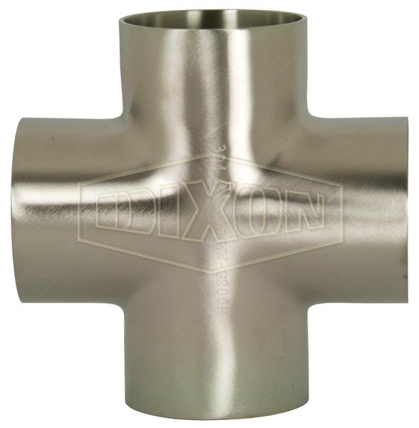 Polished Weld Cross