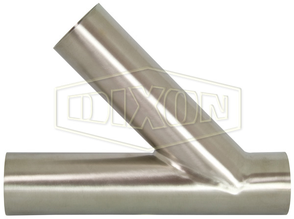Polished Weld Lateral