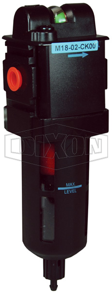 Wilkerson FRL's M18 Compact Modular Coalescing Filter