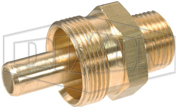 Air Brake Rubber Hose Male Connector