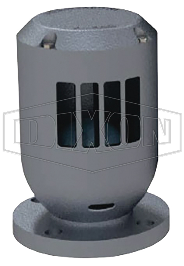 Air Pipe Head - Flanged