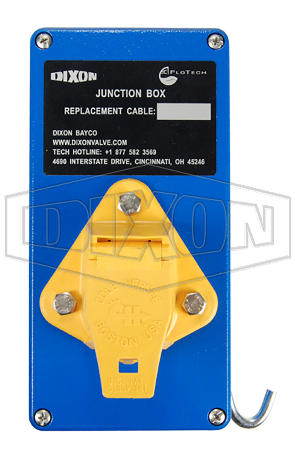 Pull-Away Socket Junction Box