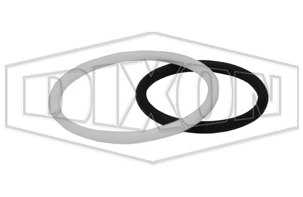 Dixon MannTek Dry Disconnect Adapter O-ring Kit