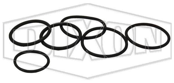 MannTek Dry Disconnect Coupler O-Ring Kit