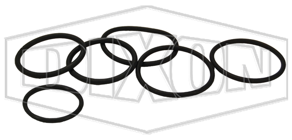 Dixon MannTek Dry Disconnect Coupler O-ring Kit