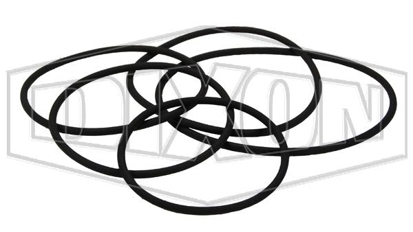 Dixon MannTek Dry Gas Coupler O-ring Kit