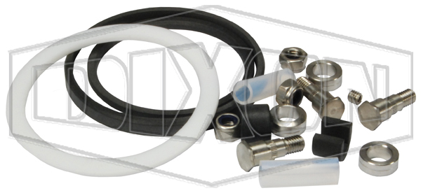 MannTek Dry Disconnect Adapter  Repair Kit