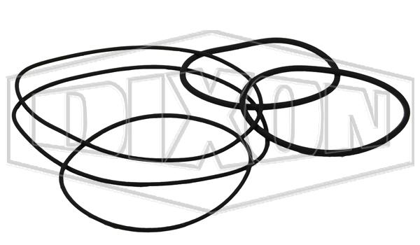 Dixon MannTek Safety Break-away O-ring Kit