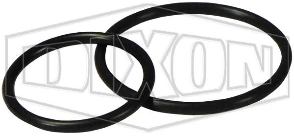 Dixon MannTek Dry Aviation Adapter O-ring Kit