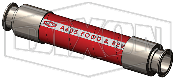 Rubber Food & Beverage Delivery Hose (A605)