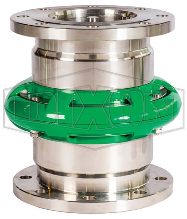 MannTek Cryogenic Safety Break-away Coupling-150# Flange