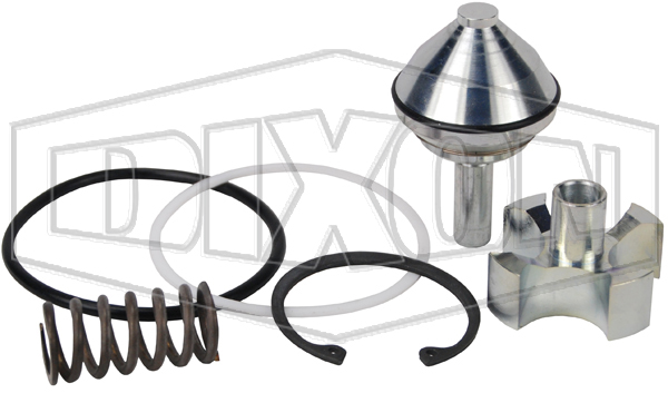 WS-Series High Pressure Wingstyle Interchange Coupler Repair Kit