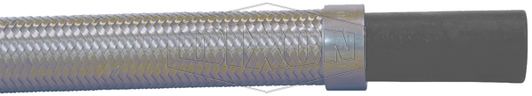 True ID Heavy Wall Smooth Bore Hose Conductive