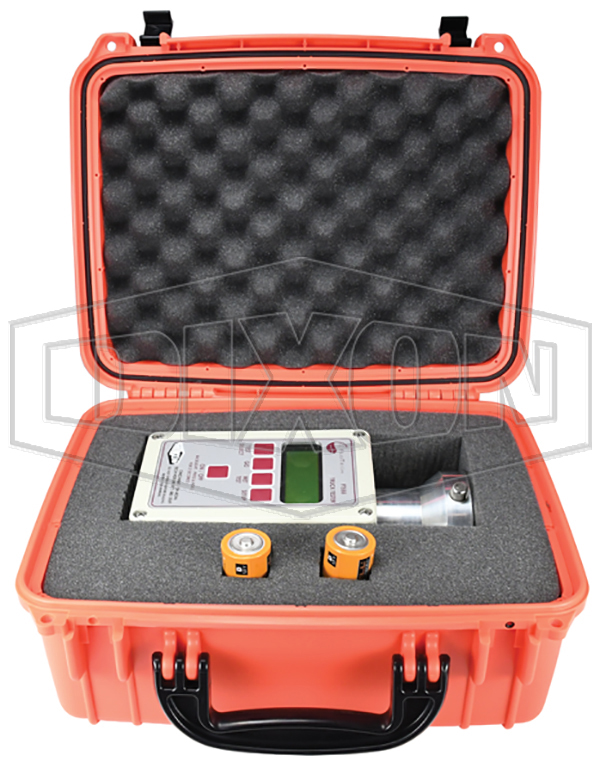 truck tester with case