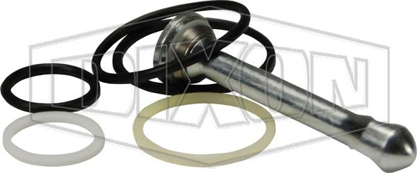 vep series female coupler repair kit 3 inch